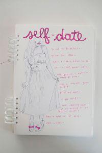 Self love date