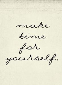 Self love-make time