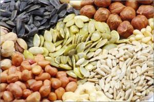 Nutss seeds