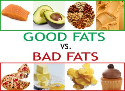 healthy good vs bad