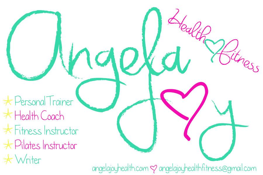 Your Integrative Nutrition Health Coach! – Angela Joy Health & Fitness