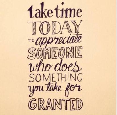 Positive grateful