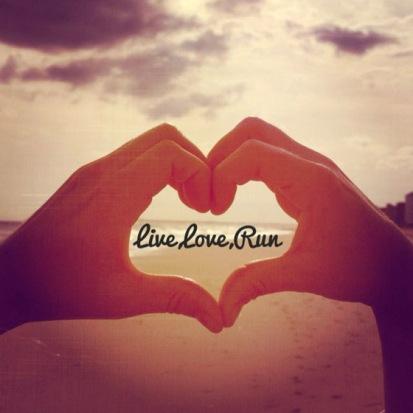 Love running