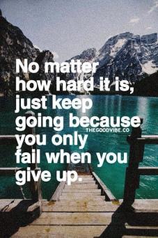 keep going 3